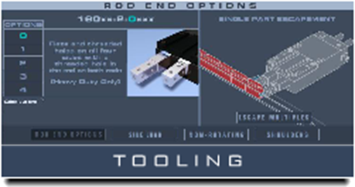 160 Tooling