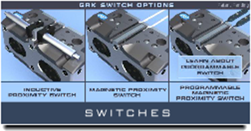 GRK Switch Options