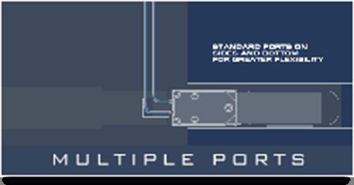 GRR Multiple Ports