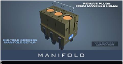 GRV Manifold
