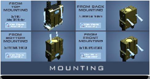 GRV Mounting