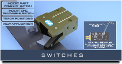 GRV Switches