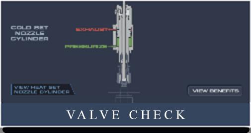 BCS2 Valve Check
