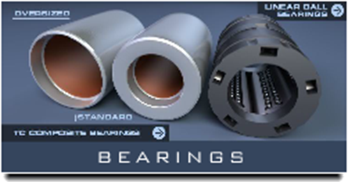 SD/SE Bearings