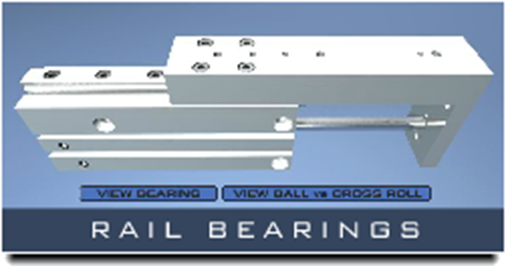 SHP Rail Bearings