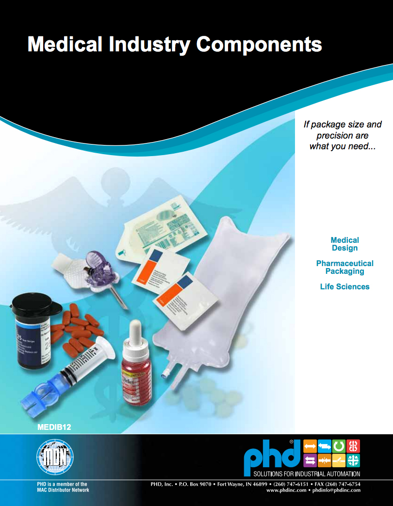 Medical Manufacturing Equipment Brochure