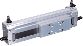 Series SFP Rodless Gantry Rail Pneumatic Slide