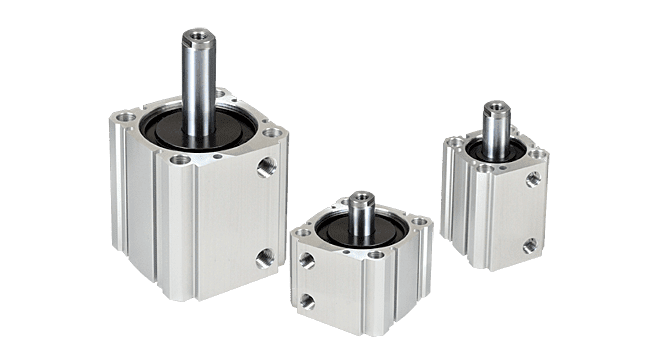 Series CRS Pneumatic Compact Cylinder