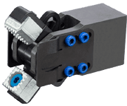 Series GRM1 Miniature Pneumatic Workholding Clamp