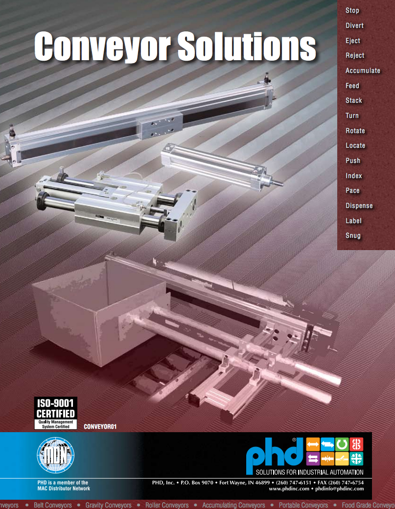Packaging Equipment Brochure
