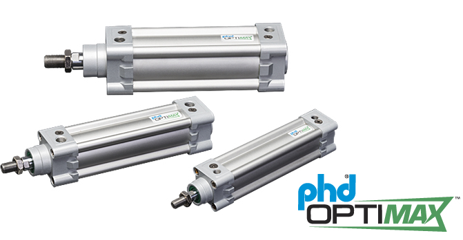Series OCV Pneumatic ISO Cylinder