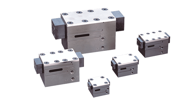 Series GRS Low Profile Pneumatic Parallel Gripper