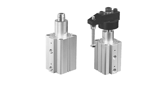 Series PC Tapered Pneumatic Swing Clamp