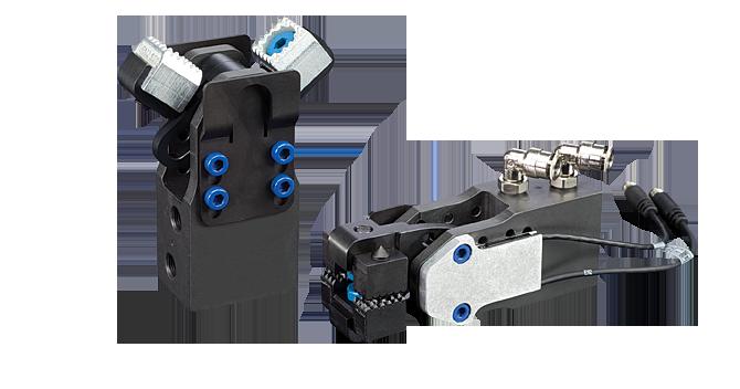 Workholding Clamp Miniature Pneumatic Grm1 Phd Inc