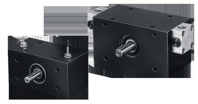 Pneumatic Amp Hydraulic Miniature Rotary Actuator Phd Inc