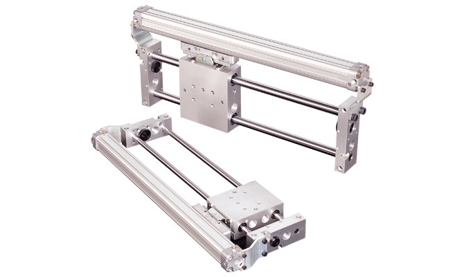 Linear Pneumatic Slide | SGxM Main Image