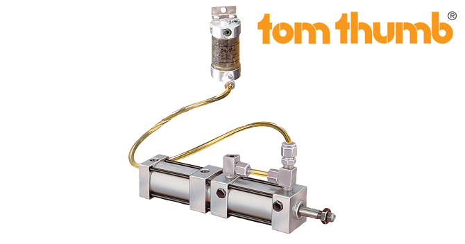 Tandem Cylinder Air Oil Td Phd Inc
