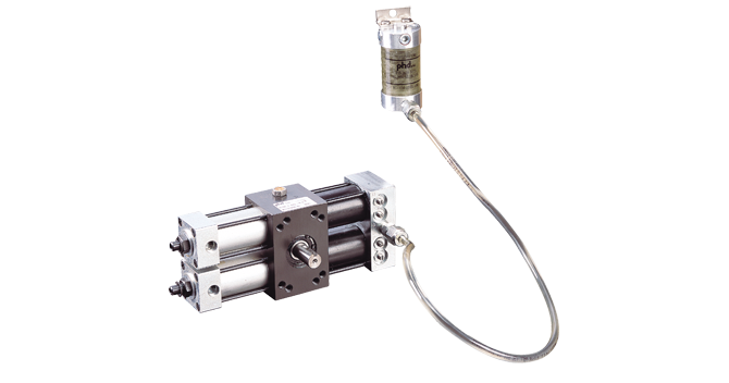 Hydraulic Rotary Actuator