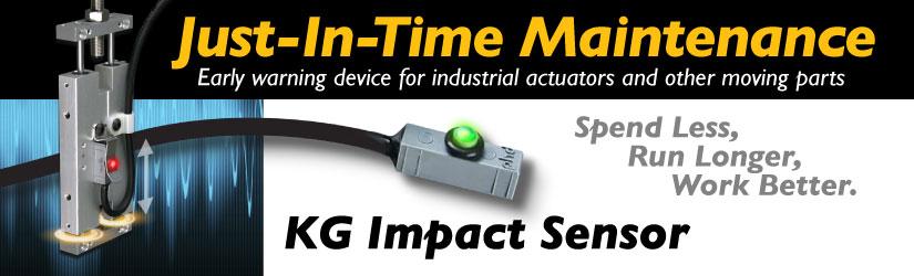 KG Impact Sensor