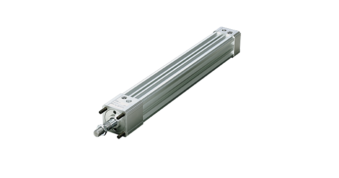 Stretch Rod Cylinder for Blow Molding