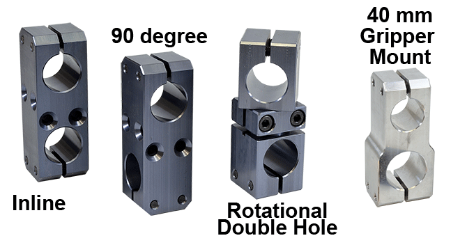 Double Hole Clamp